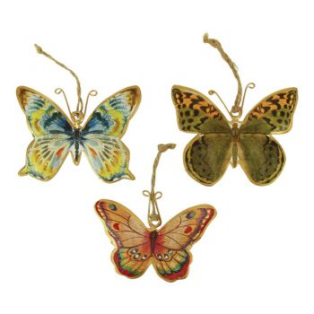 Butterfly Planey, set of 3