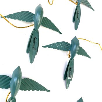 Birdy Green S, set of 5