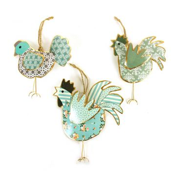 Chicky, set of 3