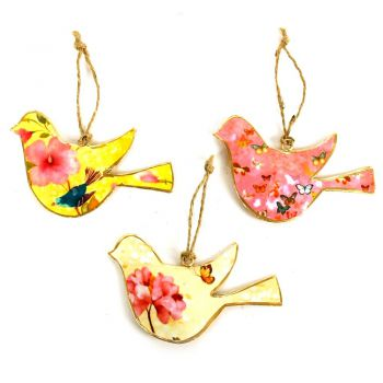 Birdy Summer, set of 3
