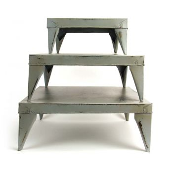 Tafel Rosie Grey, set of 3