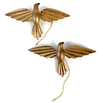 Pagaro Gold, set of 2