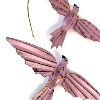 Pagaro Pink, set of 2