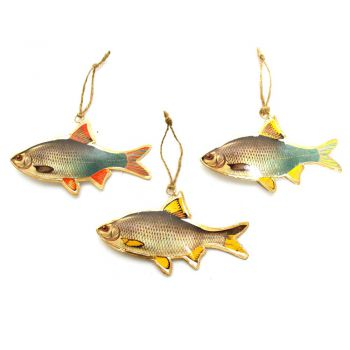 Fishes Ocean, set of 3