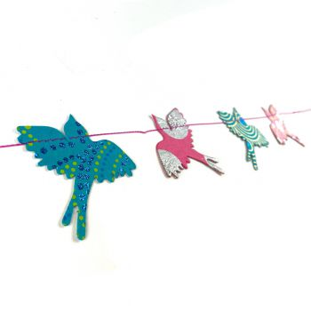 Bird Confetti Multi
