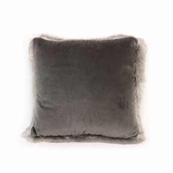 Cushion Silvercloud Grey