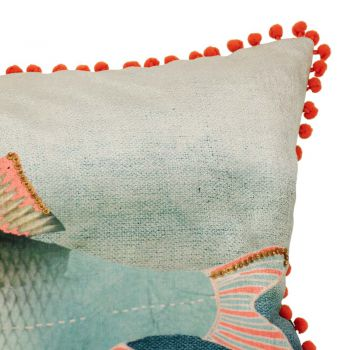 Cushion Pez Coral