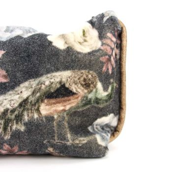 Pouch Peacock 2