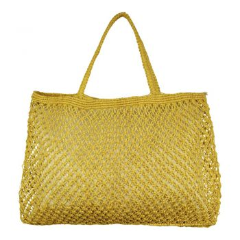 Shopper Wave Ocre