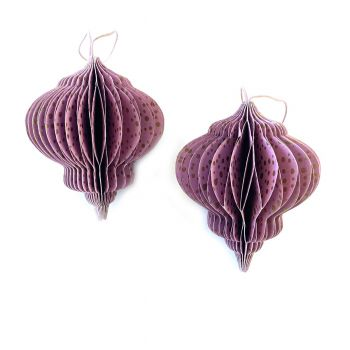 Drup Spot S Violet, set of 2
