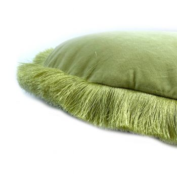 Kussen Dolly Lime