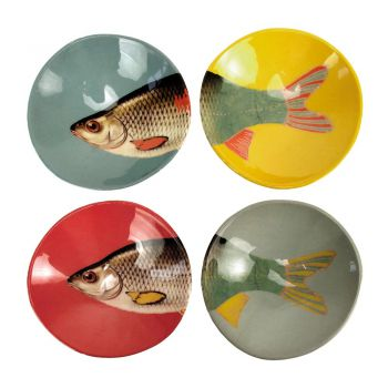 Bowl Peces, set of 4