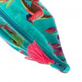 Pouch Paradise Turquoise